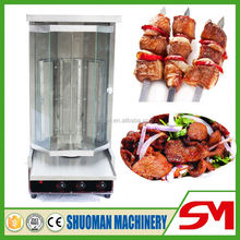 High quality food hygiene standards bbq grill machine