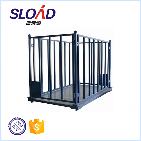 Floor scale industrial for cattle weighing scale AND livestock electronic platform scale