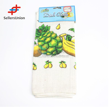 No.1 Yiwu commission sourcing agent Pineapple Cotton Kitchen Towel Kitchen Dish Cloth