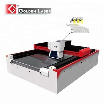 Laser Perforating System for Sandpaper