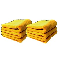 Cheap Microfiber Towels For Car and House Cleaning