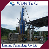 Hot selling ! Factory directly high profitable waste engine oil recycling machine