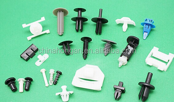 clip of automobile / plastic products/ many kinds of automobile