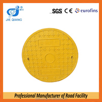 Manhole cover plastic for Driveway