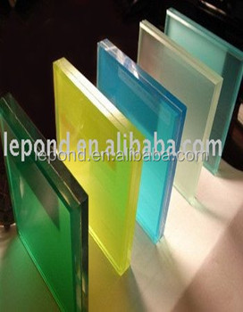 6mm anti reflective coating Laminated glass tempered /Insulated/laminated glass