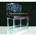 Transparent Plexiglass Luxury Executive Office Chair