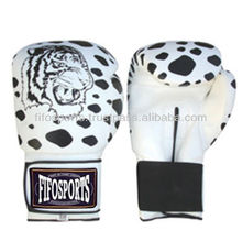 New Design printed boxing gloves
