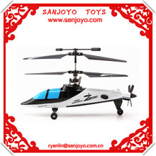 SJY-X2 2.4G indoor metal structure rc helicopter with gyro 3D flying reallife helicopter 4ch