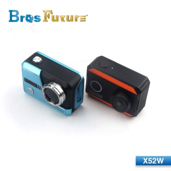 New model! with S O N Y IMX 206, 170 degree viewing angle hd sport action camera, 4k cwaterproof action camera,X52BW