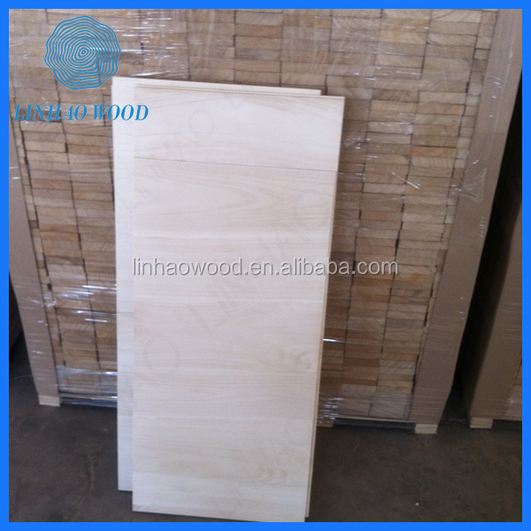China Factory Solid Wood Finger Joint Board