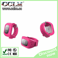 children smart watch mobile sim card gps tracker kids with Remote monitoring&GPS Position Tracking