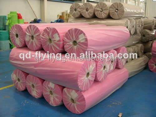 eco-friendly quality non woven fabric bag making material/packing material