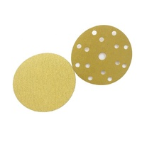 Flexible Abrasive different color Hook & Loop Backing Pad use polishing sponges sanding discs for grinding