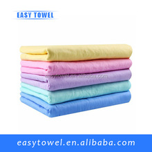 EZ Low price high quality towel for hair,bath