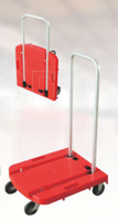 PH1010 platform hand trolley