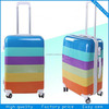 new design decent travel luggage with wheels