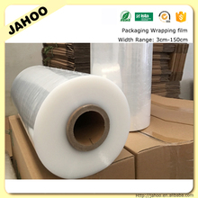 Clear Plastic Wrapping Film for Pallet Packaging Cling Wraps
