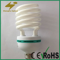 Good perfermance energy saver half spiral energy saving bulbs popular