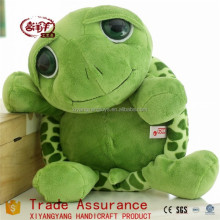 The turtle pillow parent-child little turtle plush toys