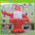 red large tall inflatable cartoon character balloon figures air blower