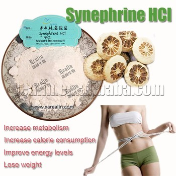 Weight Loss Material Synephrine HCl Slimming Powder
