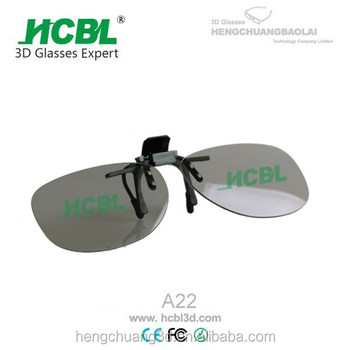 wholesale plastic clip-on adult 3d xnxx movies glasses short sight 3d glasses