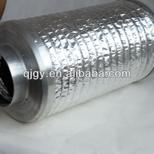 Flame resistant air silencer for Hydroponics