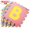 Nantong meitoku(mingde) indoor playground equipment EVA printing mat