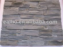 Chinese Honed Rough Slate Wall Tile
