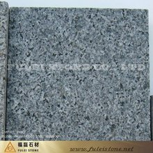 """China Granite"" G654 Flamed Brushed Granite Tile"