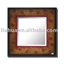 abstract mirror wall Decorative Mirror, Sliver Painting Home Decoration