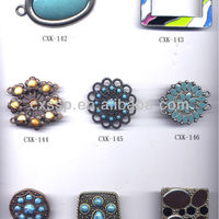Factory Custom Metal Made Handbag Accessories