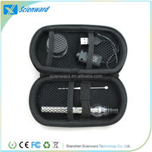Newest and Cheap E Cig Starter Kit & Glass Dome Atomizer