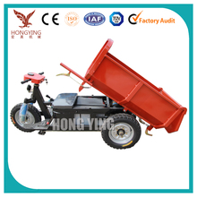 Electric automatic drift cargo tricycle/trike motorcycle for sale