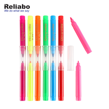 Reliabo Super September School Supplier Children 2 In 1 Multi Color Art Drawing Watercolor Markers