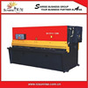 Hydraulic Swing Beam Shearing Machine