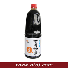 Japanese sweet apple soy sauce teriyaki sauce for BBQ