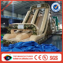 New arrival army inflatable obstacle course,cheap army obstacle course games,exciting army obstacle course for kids