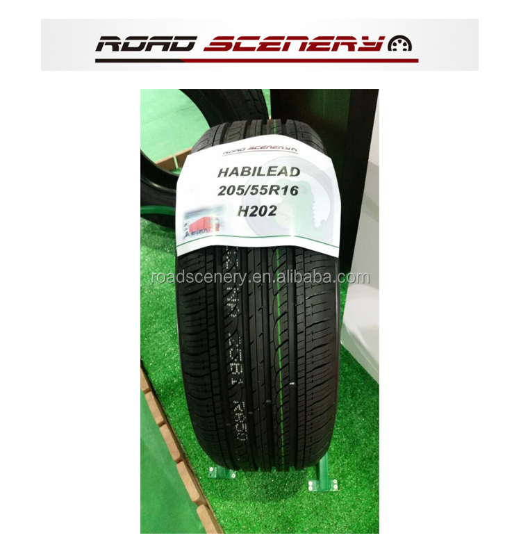 cheap China High quality HABILEAD car tyres 18'' with E4/GCC 225/60R18