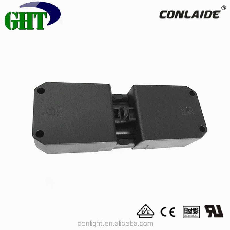 VDE CE 5 Pin Plug and Socket Pluggable Connector With 250V 16A For Wiring 0.75 to 2.5mm2