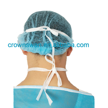 nonwoven disposable operation surgical gown/disposable ppe gowns/cheap disposable medical gowns