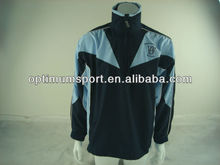 2013 Men Cheap Winter Tracksuit Top Made of Microfibre with Custom Logo Embroidered