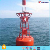 Steel plate navigation buoys with unti-corrosion SPUA Spraying coating
