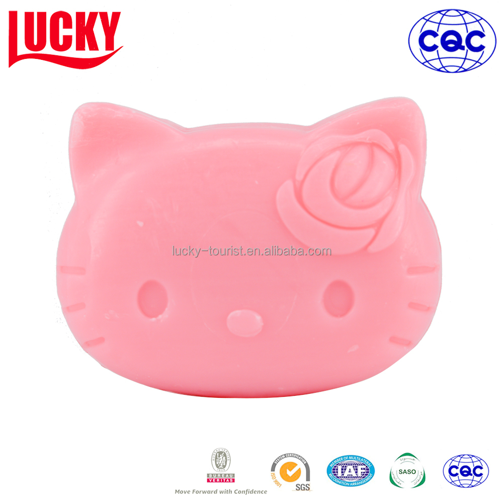 Different Shaped Body Hair Removal Beauty Soap
