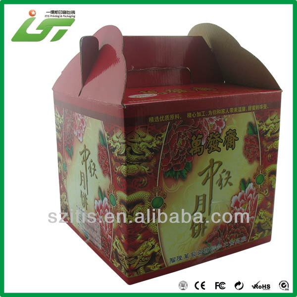 High quality 5-ply carton box wholesale in China