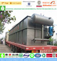 DAF dairy plant sewage waste water treatment plant