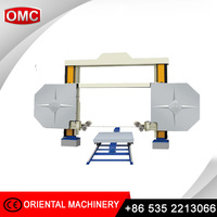 SJ Competitive price wire saw machine for cutting stone