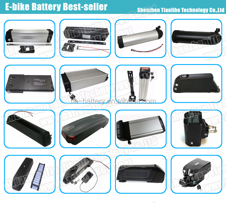 Samsung 48v 11.6ah electric bike lithium ion battery