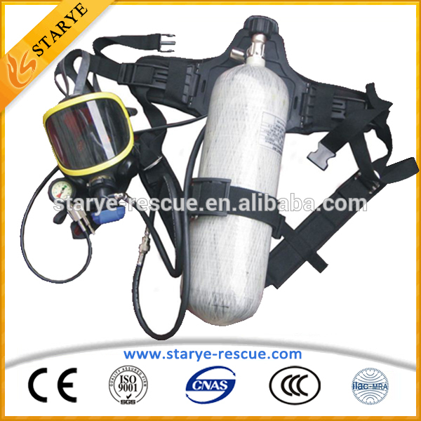 Fire Fighter Usage Smoke Resistant New Fire Fighting Equipment