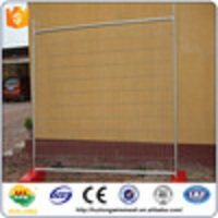 cheap and good quality temporary fence from anping huilong wire mesh